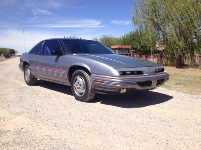 1991 pontiac grand prix se coupe 2 door 3 1l for sale photos technical specifications description classiccardb com