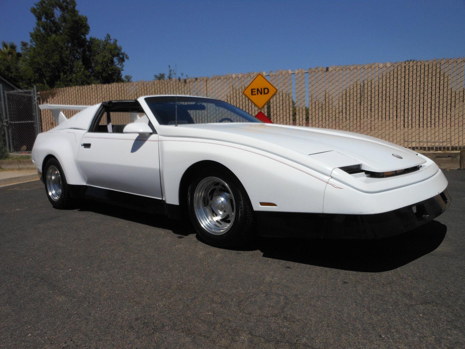 1991 Pontiac Tojan Firebird Camaro For Sale In Turlock California United States