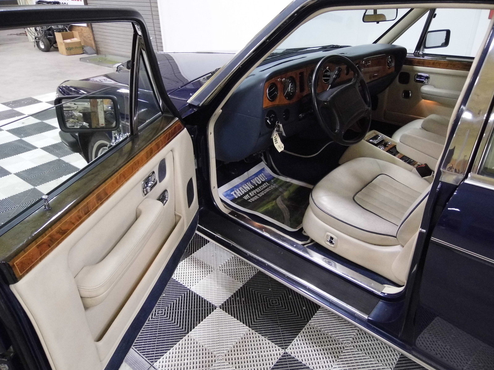 1991 rolls royce silver spur ii for sale in hamilton for Rolls royce motor cars dallas