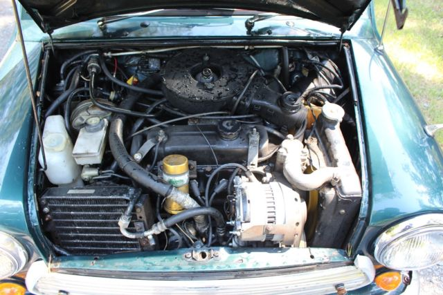 1991 Rover Mini Cooper Classic Austin Mini Rhd