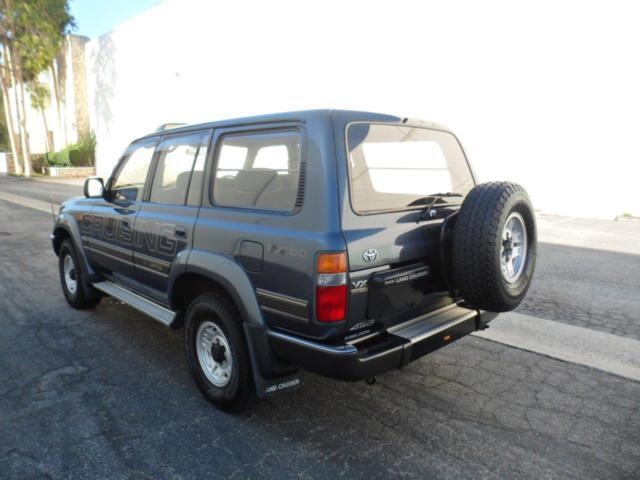 1991 Toyota Land Cruiser Hjd80 Turbo Diesel Right Hand