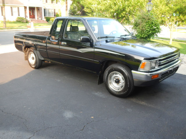 toyota pickup extended cab pickup