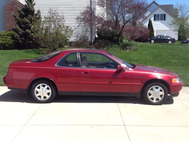 Acura Legend LS Coupe Super Low Miles MINT CONDITION For - Acura legend 1992 for sale