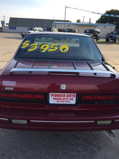1992 Buick Regal Custom Sedan 4-Door 3.8L for sale in ...