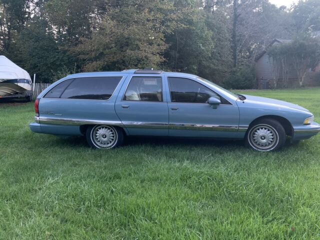 1992 buick roadmaster wagon blue rwd automatic estate for sale photos technical specifications description 1992 buick roadmaster wagon blue rwd automatic estate for sale photos technical specifications description