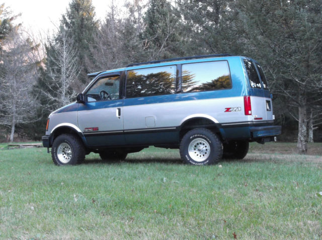 1992 chevrolet astro van 4x4 for sale in middleville new jersey united states. Black Bedroom Furniture Sets. Home Design Ideas