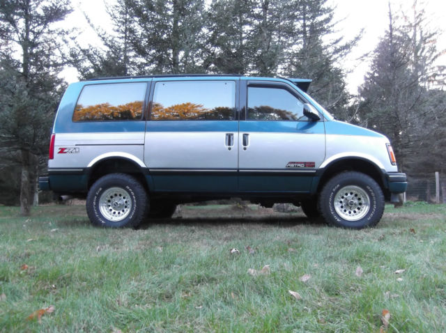 Chevy Work Vans >> 1992 Chevrolet Astro Van 4X4 for sale in Middleville, New Jersey, United States