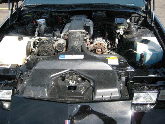 1992 Chevrolet Camaro convertible Z28 25th Anniversary