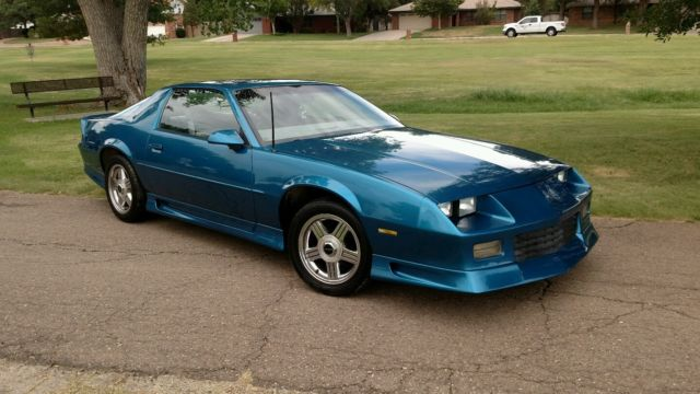 1992 chevrolet camaro rs v8 nice many new parts 5 0 tbi auto 25th anniversary for sale in. Black Bedroom Furniture Sets. Home Design Ideas