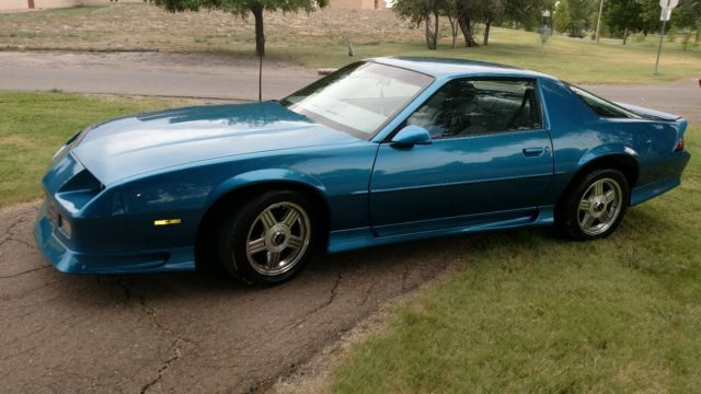 1992 chevrolet camaro rs v8 nice many new parts 5 0 tbi. Black Bedroom Furniture Sets. Home Design Ideas