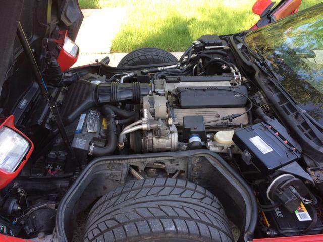 1992 chevrolet corvette LT1  6 speed manual