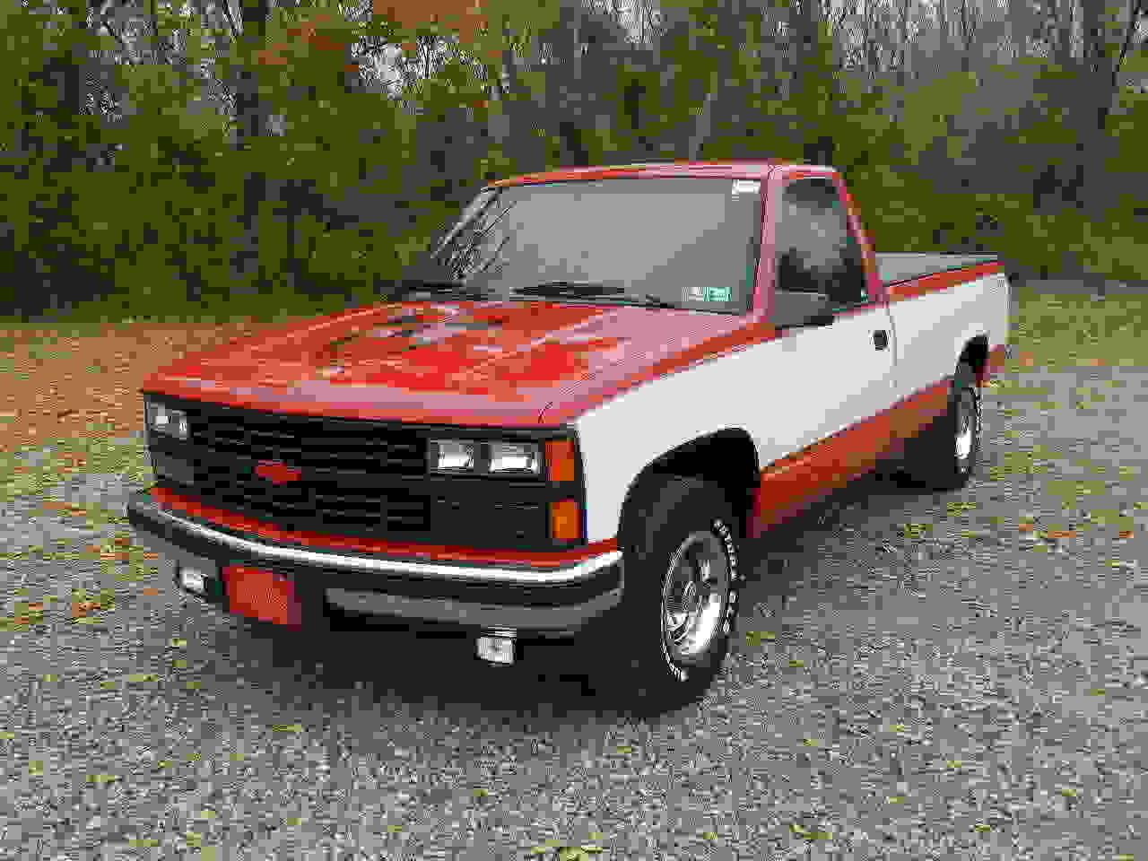 1992 Chevrolet Silverado C1500 Pickup Truck - SS350 for ...