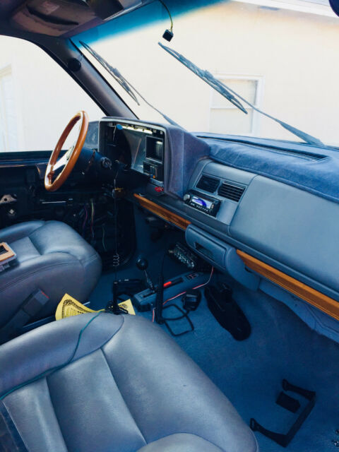 1992 Chevy Blazer Regency Conversion For Sale Photos Technical Specifications Description