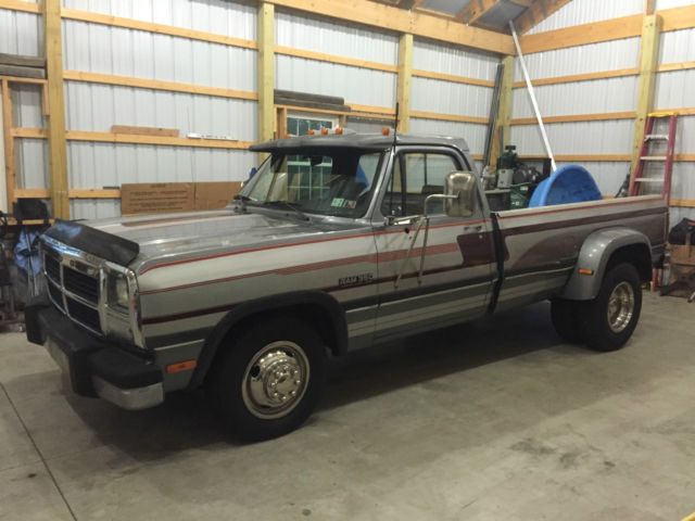 Cruise Control Should Not Be Used >> 1992 Dodge D350 Cummins RUST FREE!!! Automatic Dually for ...