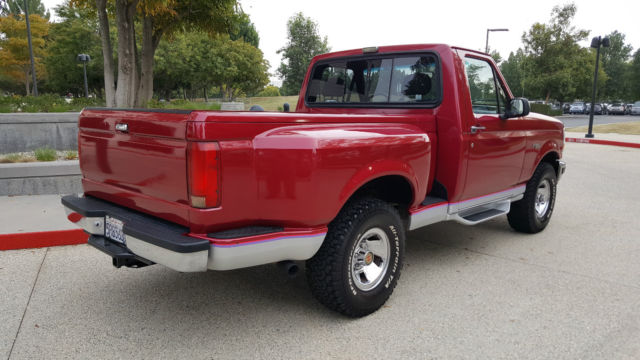 1992 ford flareside f150 xlt 4x4 5 8 efi 351 v8 automatic for 1992 ford f150 window motor