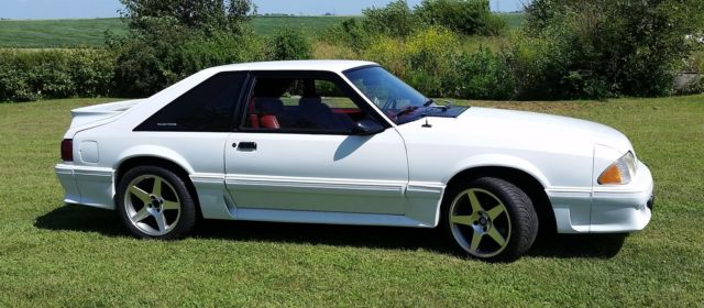 1992 ford mustang fox body 302 5 0 manual t5 for sale in neponset illinois united states. Black Bedroom Furniture Sets. Home Design Ideas