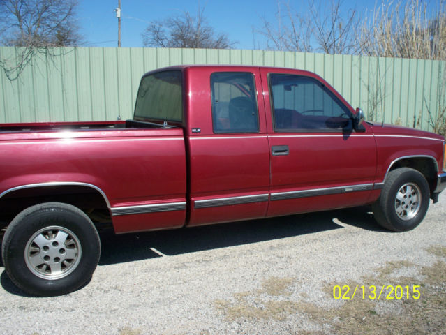 1992 gmc sierra ext cab pick up for sale in fort worth texas united states for sale photos technical specifications description classiccardb com