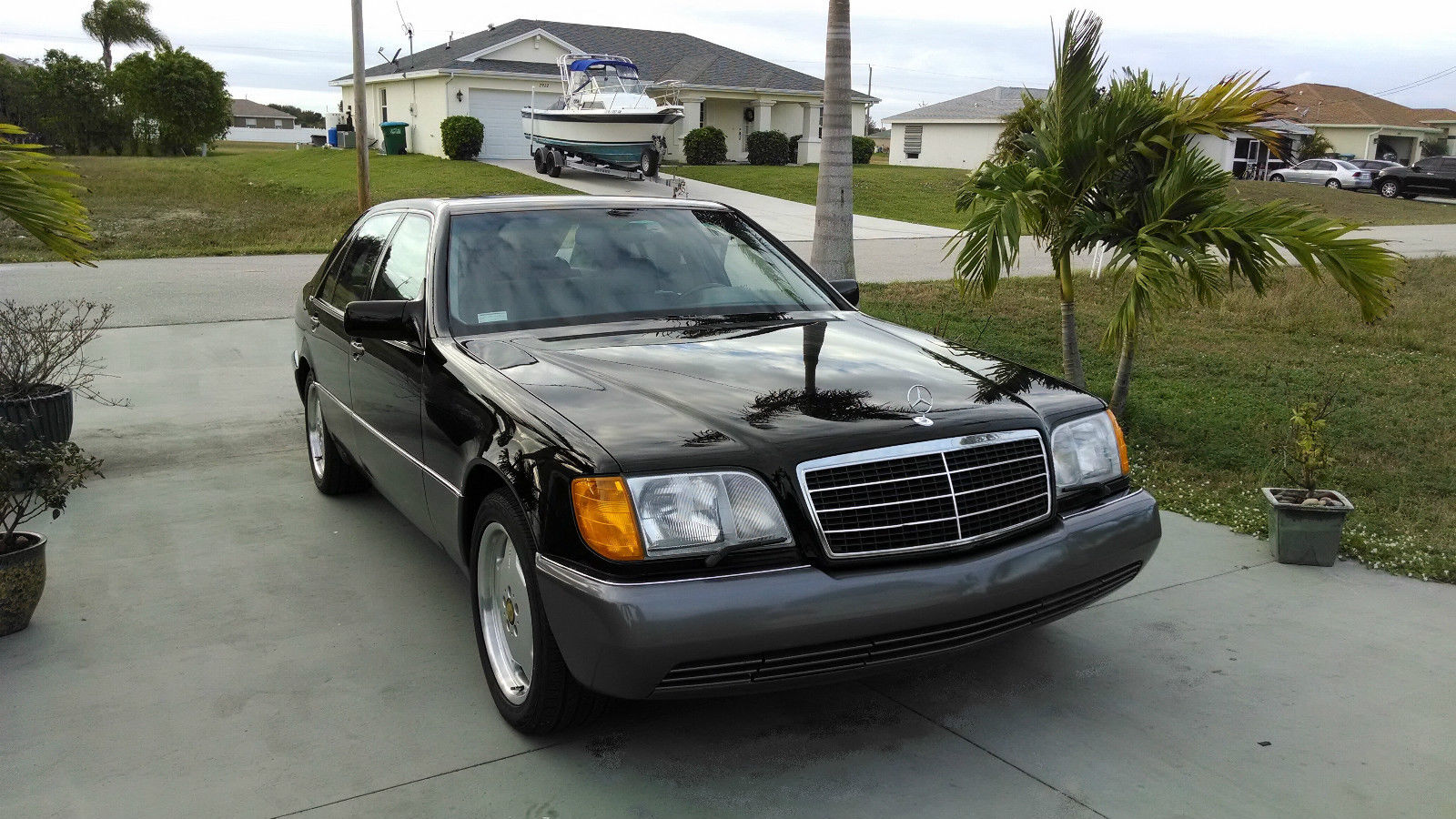 1992 mercedes 600sel wow dont miss this one for sale in for Mercedes benz 600 price