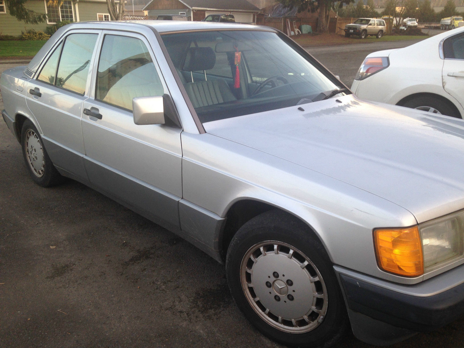 1992 mercedes benz 190e 2 6l 123 000 miles for sale in for Mercedes benz washington