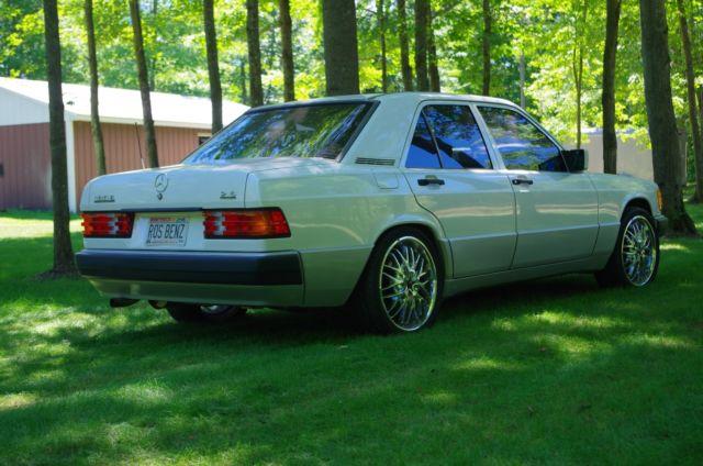 1992 mercedes benz 190e sedan for 1992 mercedes benz 190e 2 6