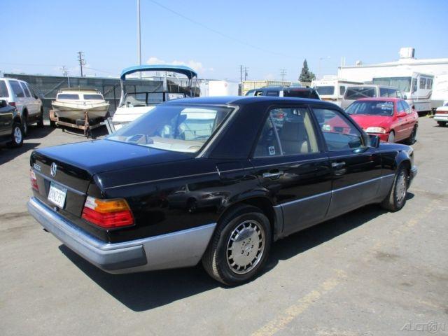 1992 mercedes benz 300e 2 6 used 2 6l i6 12v automatic for 1992 mercedes benz 300e