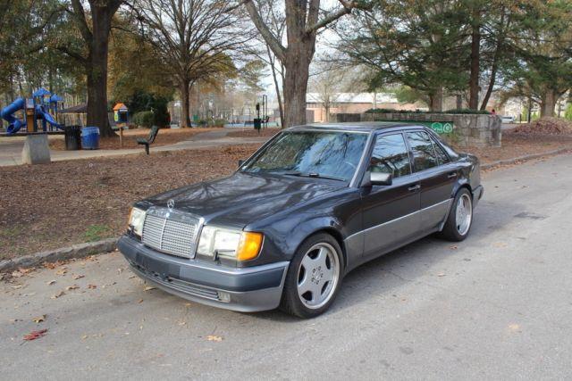 1992 mercedes benz 500e w124 for sale in atlanta georgia for Mercedes benz w124 for sale