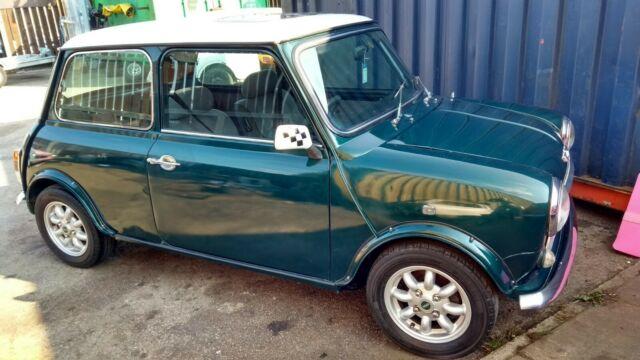 1992 Mini In British Racing Green Rhd Or Lhd For Sale Photos