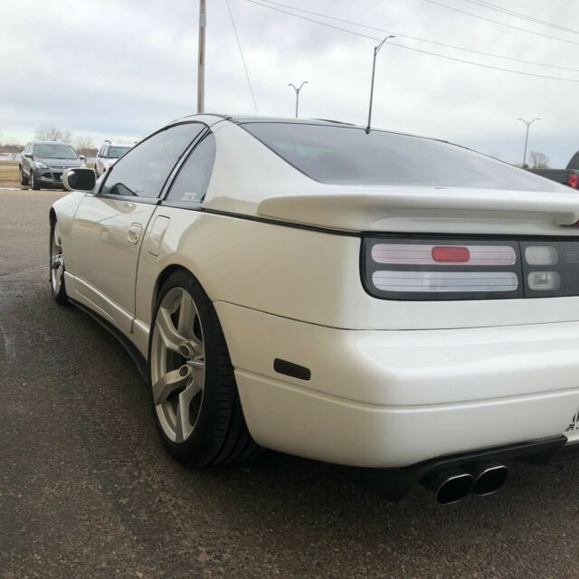 300zx Turbo Mods: 1992 Nissan 300ZX Twin Turbo Coupe 3.0L V6 5 Speed Manual