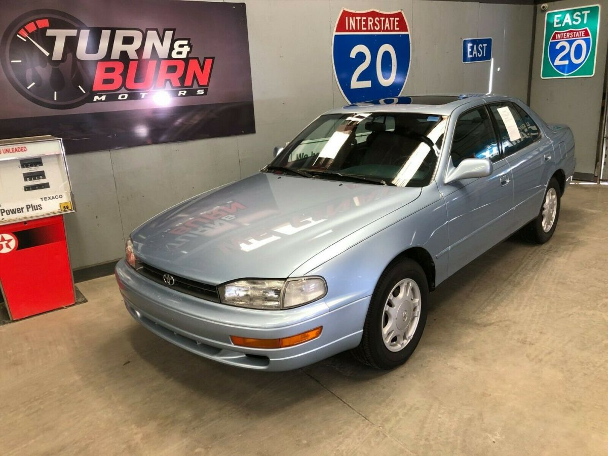 1992 toyota camry xle rad survivor one owner grandma special classic jdm for sale photos technical specifications description classiccardb com