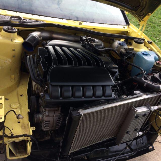 1992 Volkswagen Gti Transmission: 1992 Volkswagen Corrado SLC 24V VR6 Jasmine Yellow K1D DP