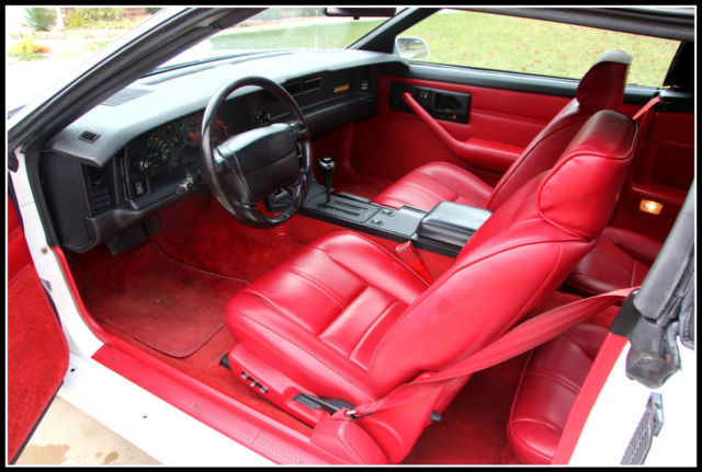 1992 Z28 Camaro Convertible 1 Of 1254 Built All Restored For Sale In Saint Louis Missouri