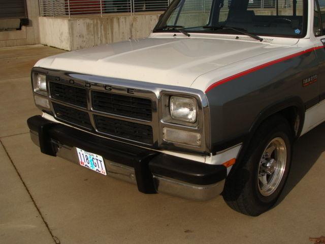 1993 93 Dodge Club Cab Cummins 5 Speed Longbed For Sale In