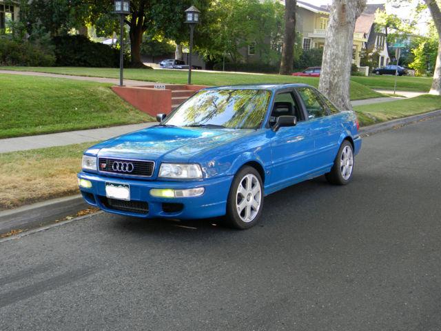 1993 Audi 90 Quattro Custom 4 2 A8 V8 Rs2 S2 Sedan