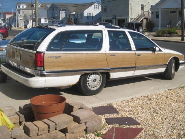 1993 buick roadmaster estate wagon. Black Bedroom Furniture Sets. Home Design Ideas