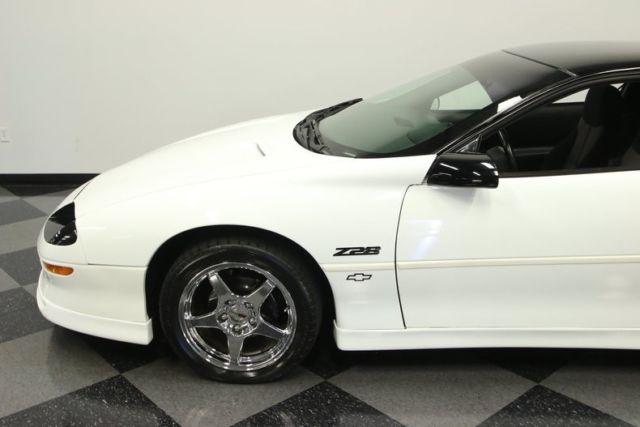 1993 Chevrolet Camaro Z/28 28632 Miles White Coupe 350 LT1 6