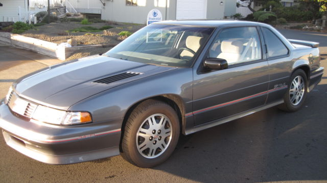 1993 Chevrolet Lumina Z34 Coupe 2 Door With Low Original Miles For