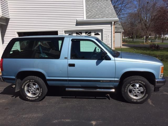 1993 Chevrolet Trail Blazer/ Cheyenne for sale: photos ...