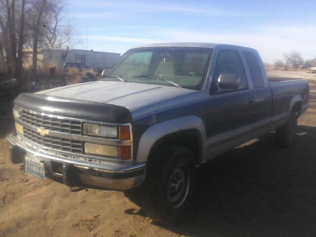 1993 chevy silverado extracab 4x4 3500 6 5 turbo diesel. Black Bedroom Furniture Sets. Home Design Ideas