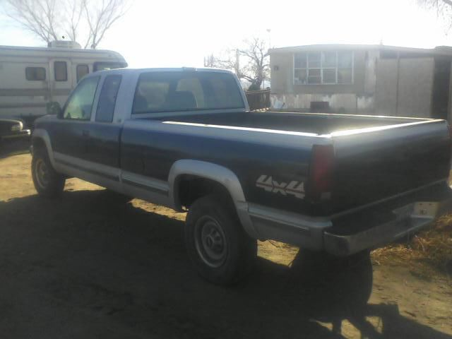 1993 Chevy Silverado Extracab 4x4 3500 6 5 Turbo Diesel