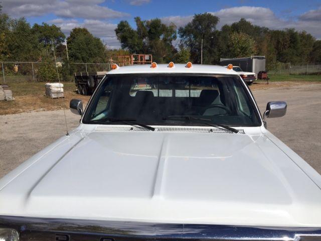 1993 Dodge W250 4x4 Cummins Turbo Diesel Extended Cab