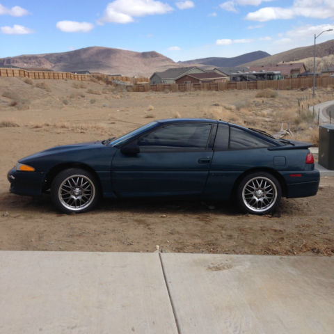 1993 Eagle Talon TSi DSM AWD Turbo 5 speed manual Eclipse