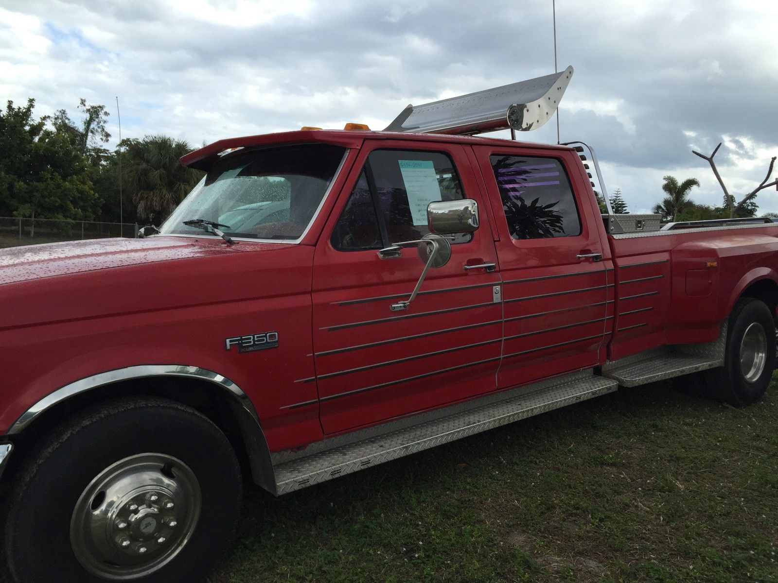 F350 Dually For Sale >> 1993 Ford F-350 Dually 7.5 for sale in West Palm Beach ...
