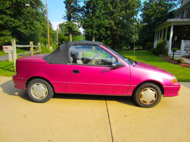 Used Geo Metro Cars For Sale