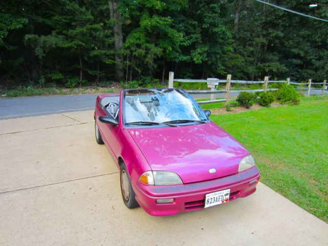 1993 Geo Metro convertible - PINK for sale in Woodbridge ...