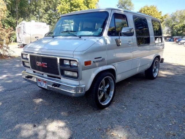 1993 gmc vandura 2500 same as chevrolet g20 van with 5 3 ls engine swap. Black Bedroom Furniture Sets. Home Design Ideas