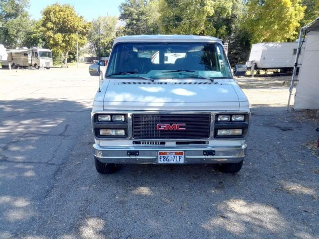 1993 gmc vandura 2500 shorty same as chevrolet g20 van with 5 3 ls engine swap. Black Bedroom Furniture Sets. Home Design Ideas