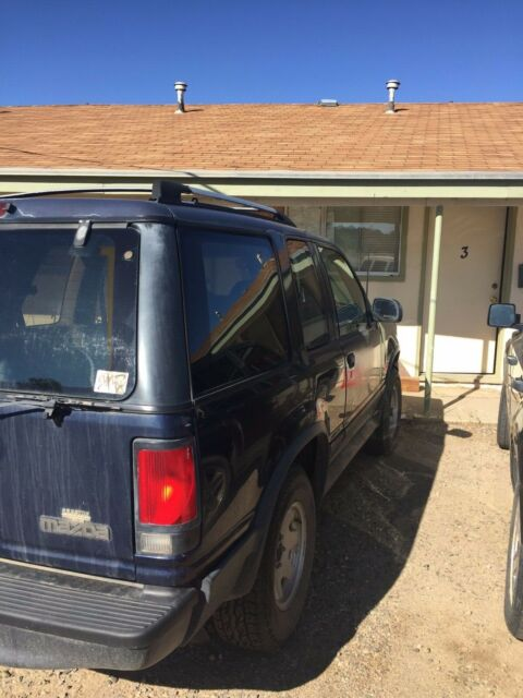 1993 Mazda Navajo Lx 5 Speed Manual 4 Wheel Drive For Sale  Photos  Technical Specifications