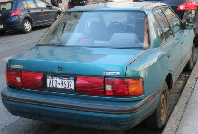 1993 mazda protege dx sedan 4 door 1 8l for sale in flushing new york united states for sale photos technical specifications description classiccardb com