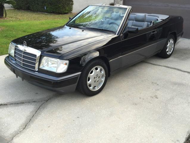 1993 mercedes benz 300ce base convertible 2 door 3 2l for Mercedes benz e320 convertible for sale