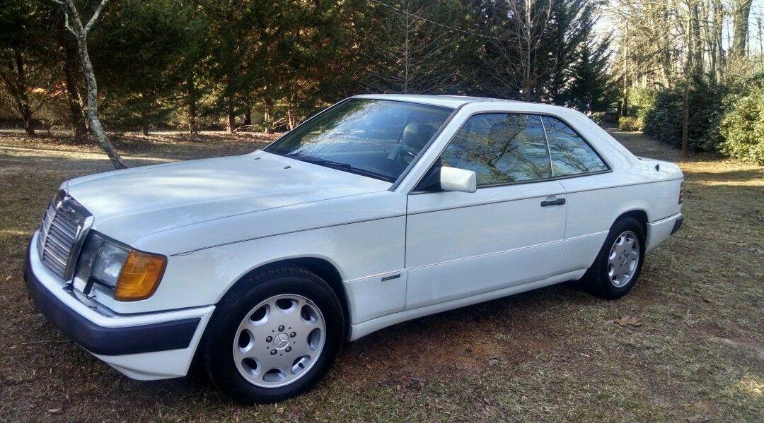 1993 mercedes benz 300ce sportline i 6 3 0l efi dohc for 1993 mercedes benz 300ce